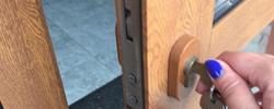 Radlett locks change
